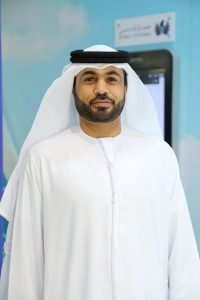 Khalid Sulaiman, Manager Solution Support, at Dubai Customs
