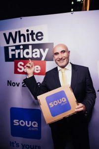 Ronaldo Mouchawar, Co-Founder & CEO, SOUQ.com