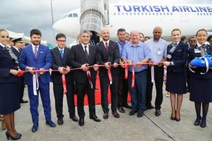 Turkish Airlines launches its new direct services to Seychelles