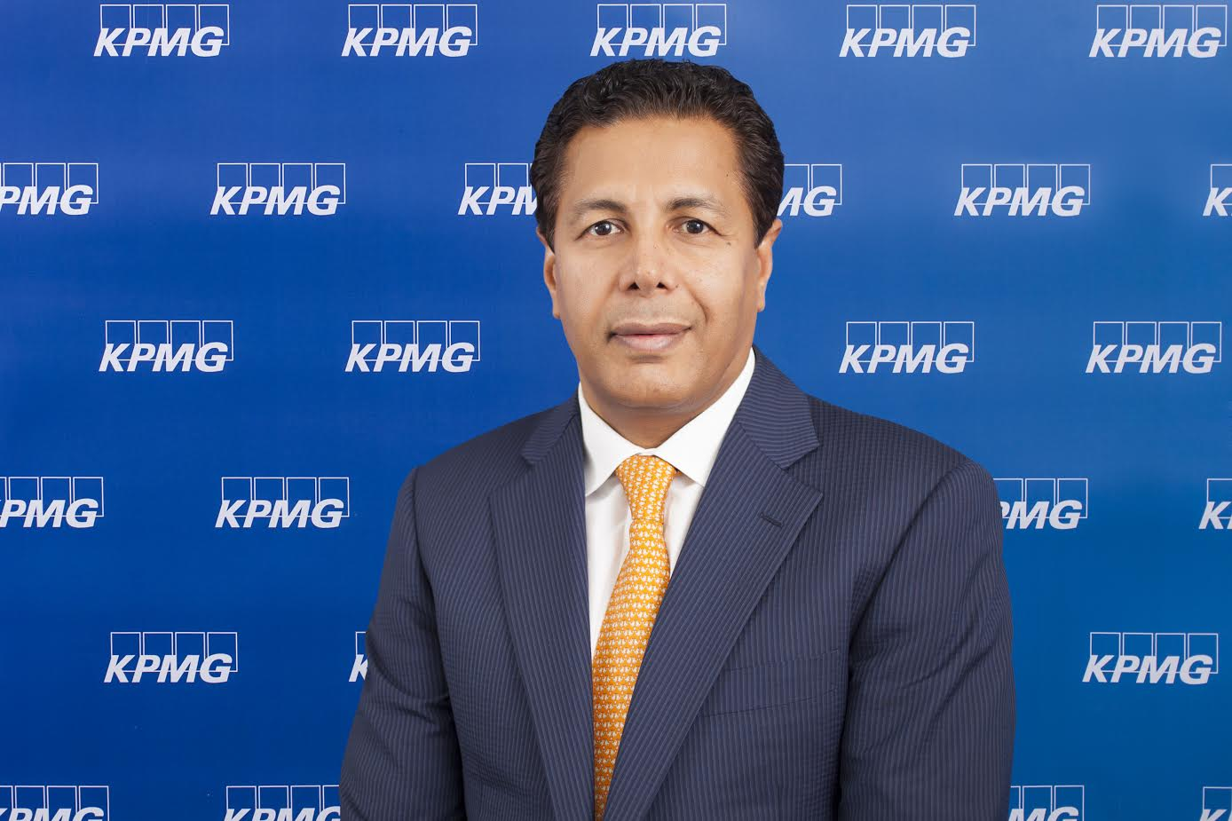 Image result for Jalil AlAali, partner and head of financial services at KPMG in Bahrain