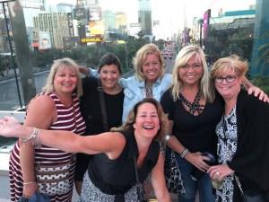 Vegas Strip Friends