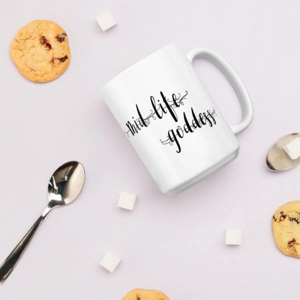 Mid-Life Goddess Coffee Mug