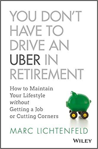 Uber Reitrement Book money saving tips