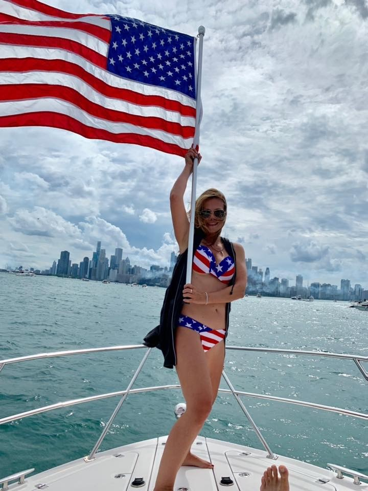 Nicole Flag Chicago
