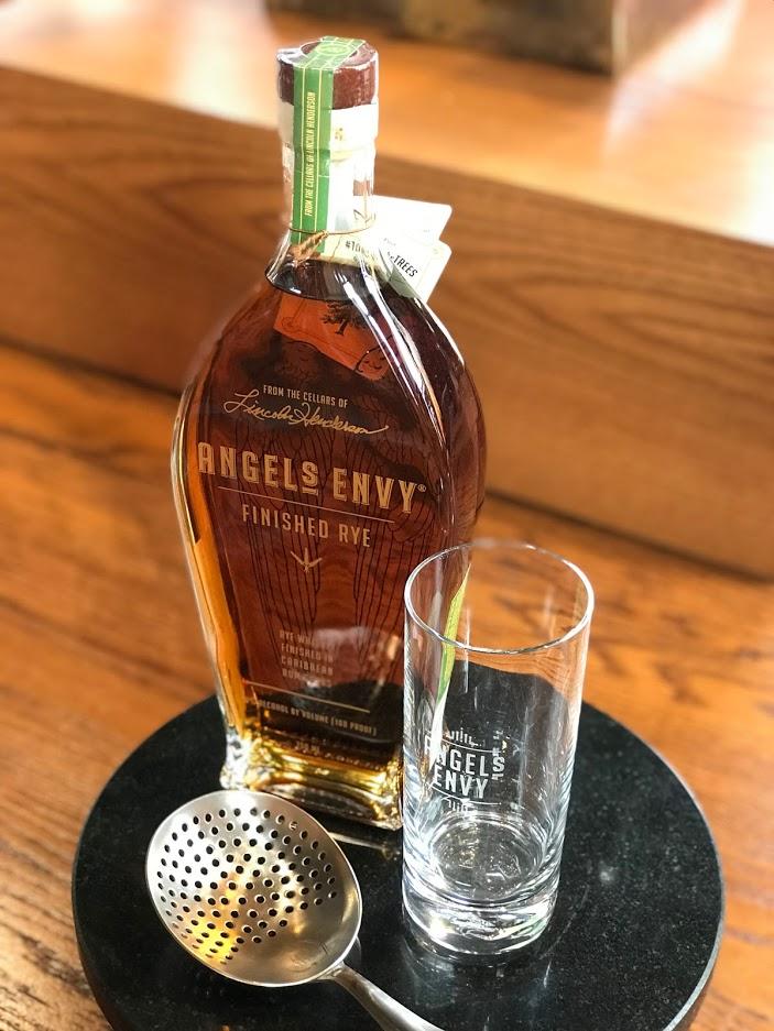 Angels Envy bottle
