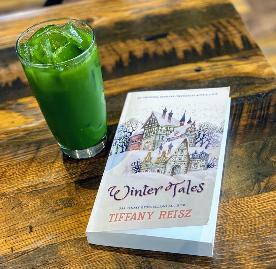 Winter Tales by Tiffany Reisz