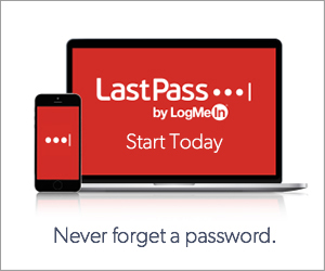 Last Pass password protection