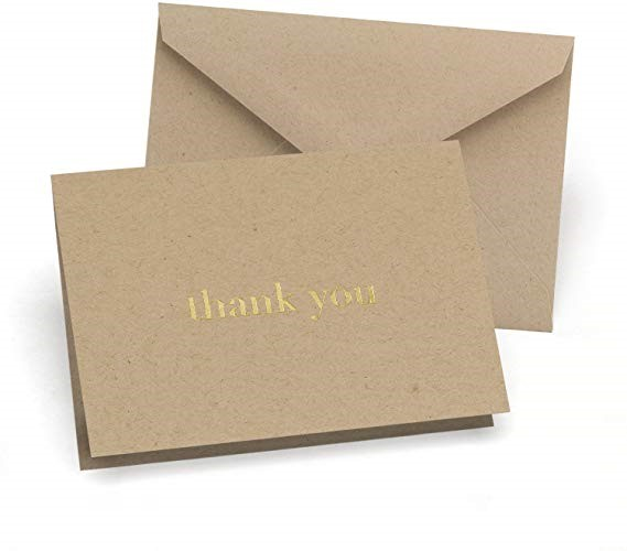Thank you notes for a Positive Influence on your friends