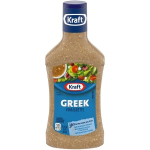 Kraft Greek Vinaigrette dressing