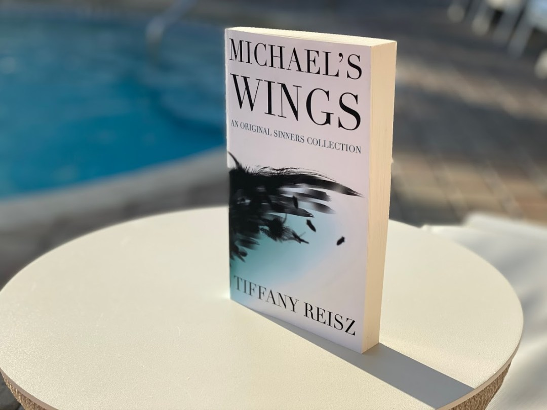 Michael's Wings Tiffany Reisz
