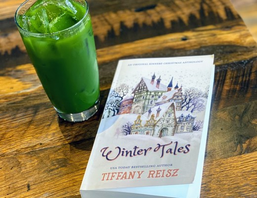 Winter Tales by Tiffany Reisz