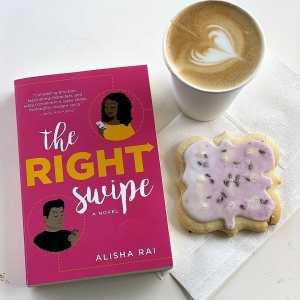The Right Swipe by Alisah Rai