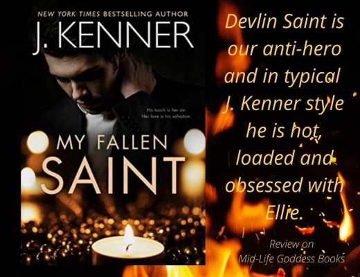 My Fallen Saint review quote