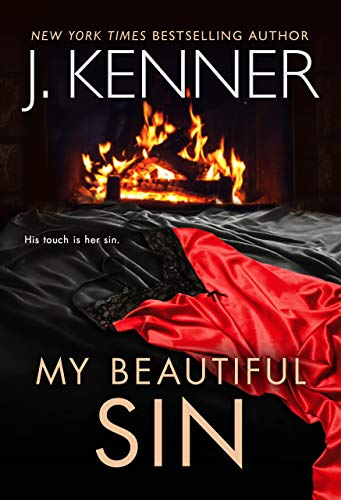 book cover of My Beautiful Sin by J Kenner