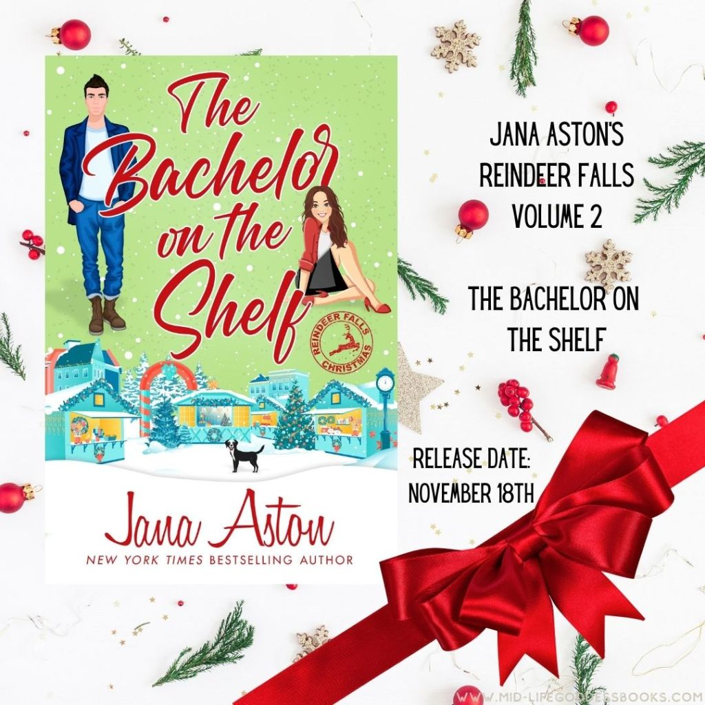 The Bachelor on the Shelf cover