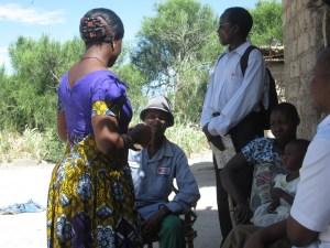 Meatu, Tanzani Africa mission trip