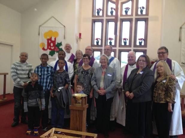 Faith Lutheran celebrates 25 years!