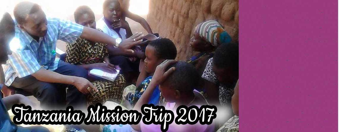 Mid-South District LCMS Tanzania Mission Trip 2017