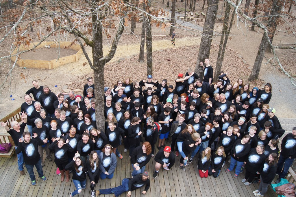 2017 Sr High Retreat