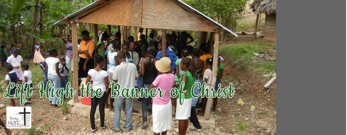 Lift High the Banner of Christ
