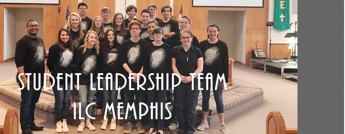Student Leadership Team at ILC Memphis