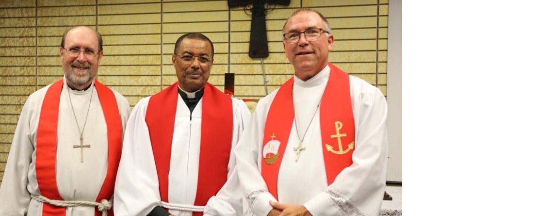 Rev. Alebachew Teshome