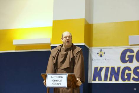 October Highlights from Christ the King