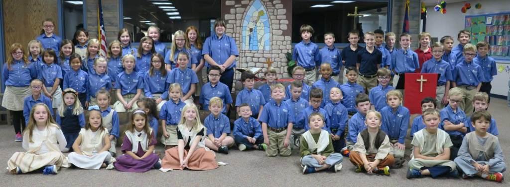First Lutheran School celebrates 164 years!