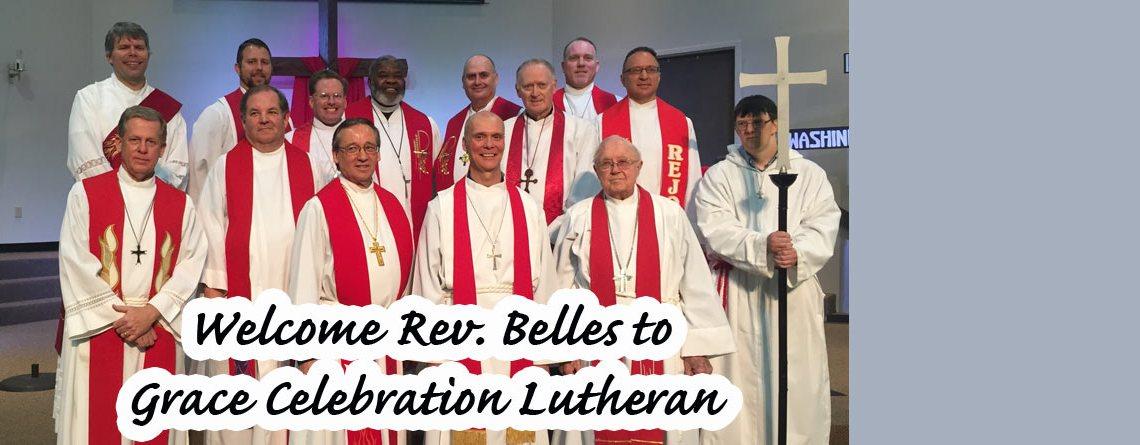 Welcome Rev. Belles