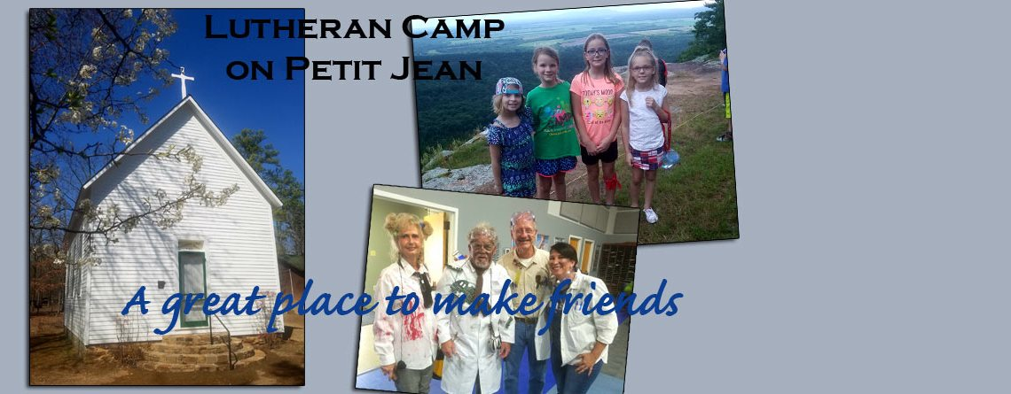 Lutheran Camp on Petit Jean