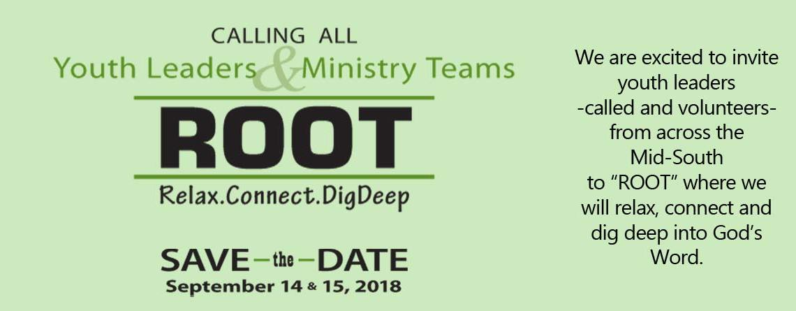 Calling all Youth Leaders & Ministry Teams