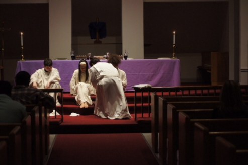 Christus Victor Lutheran confirmands