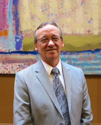 PRESIDENT – Rev. Dr. Roger Paavola, elected 2018