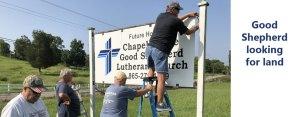 Sharps Chapel Church Purchases Land