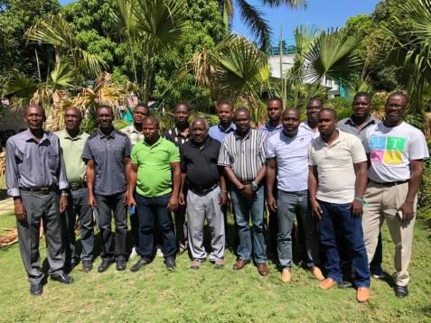Haiti school-food directors