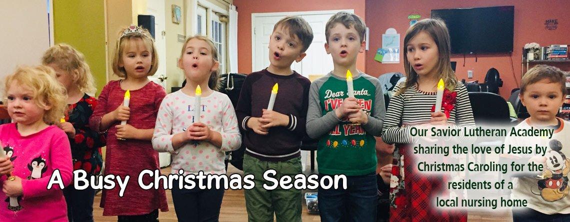 A Busy Christmas Season