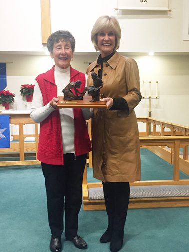 Weiser award 2019 presented