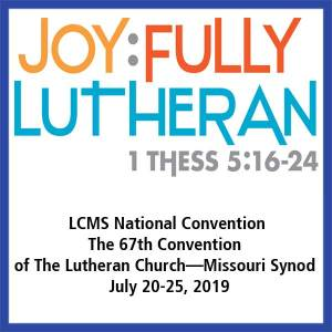 LCMS convention reminder