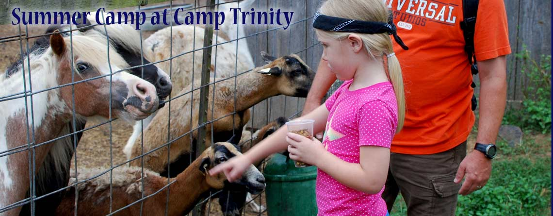 Camp Trinity announces summer camp theme