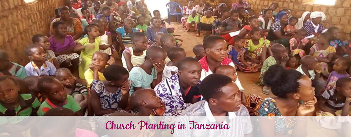 Church Planting in Tanzania