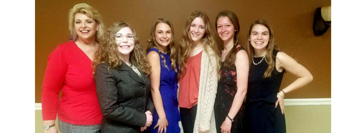 Anna Young Wins TN RTL State Pro-Life Oratory Contest