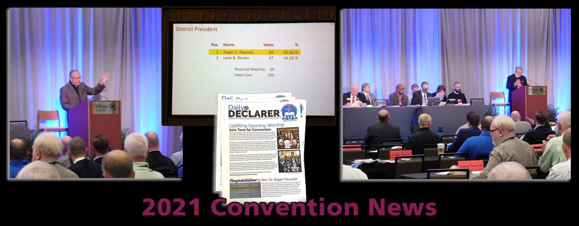 Convention News 2021