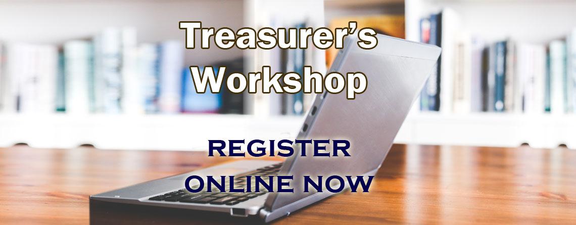 Treasurer's Workshop 2022