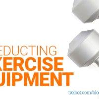 Deducting Exercise Equipment