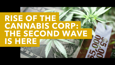 Rise of the Cannabis Corp: The Second Wave is Here