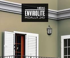 Envirolite Midalux 240 outside building shot