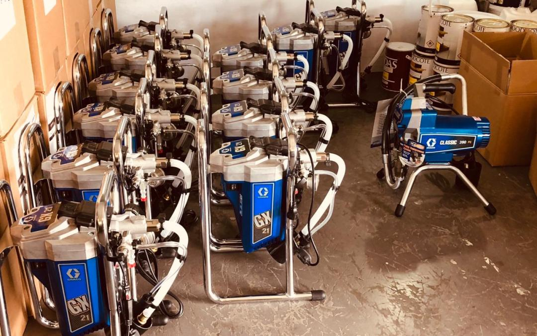 Where in Cape Town can I buy Graco Paint Sprayers?