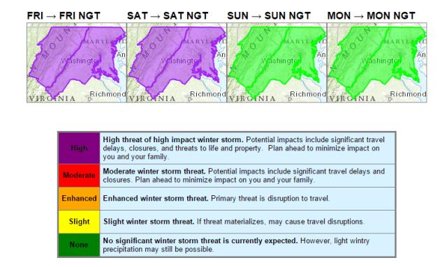 Winter Storm Potential