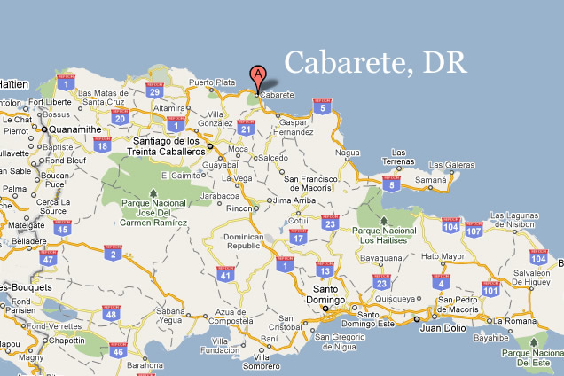 cabarete-map-dominican-republic