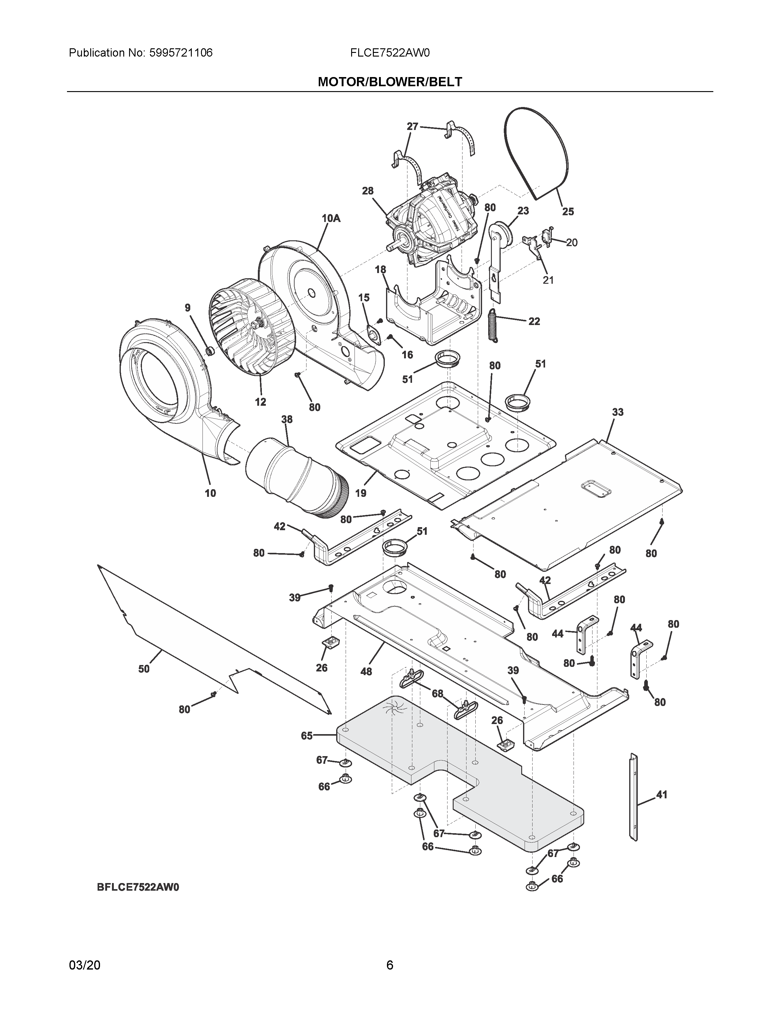 Parts And Plans For Electrolux Laundry Center Washer